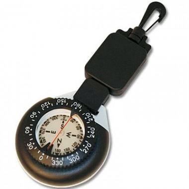 Compass & Mini Slate with Retractor
