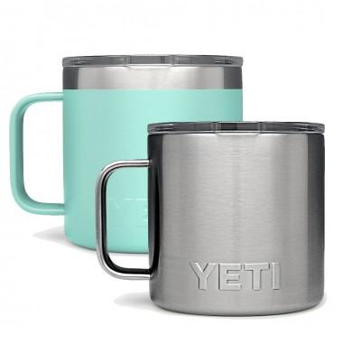 Yeti 14oz Rambler Insulated Mug