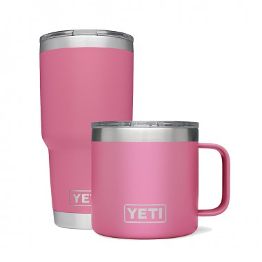 Yeti Rambler Horizon Pink Duo - 30 14 - 2018 Limited Edition