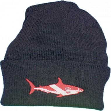 Trident Dive Shark Beanie