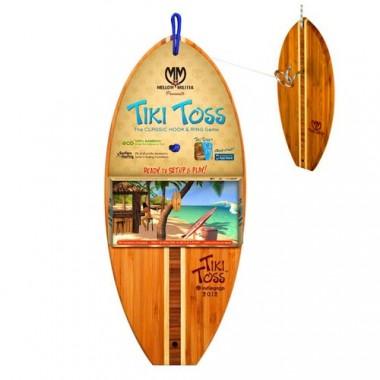 Tiki Toss Hook Game