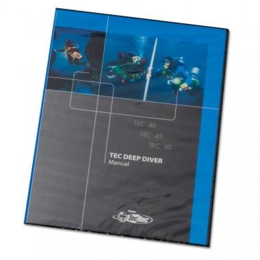 PADI Tec Deep Diver Manual - CD-ROM