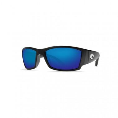 Costa Del Mar Corbina Black/Blue Mirror Polarized Sunglasses