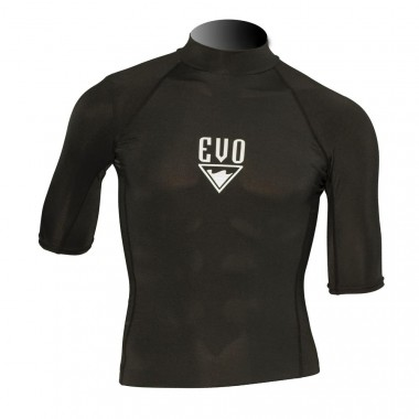 EVO Unisex Short Sleeve Rash Guard