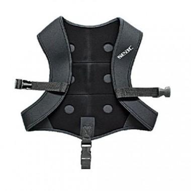 SEAC Vest Black