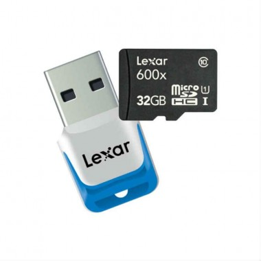 Lexar 32GB  High Performance Micro SD