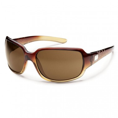 Suncloud Cookie Brown Fade Laser Sunglasses