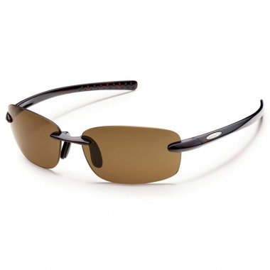 Suncloud Momentum Tortoise/Brown Sunglasses