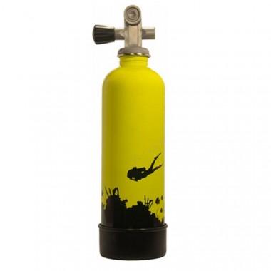 Scuba Tank Shaped Water Bottle