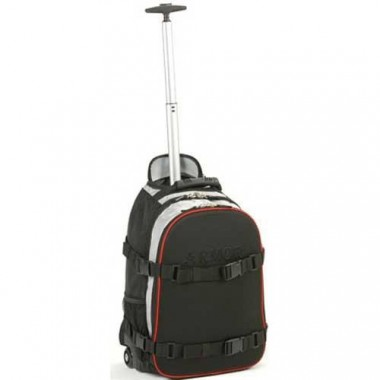 Armor Rolling Carry-On Backpack