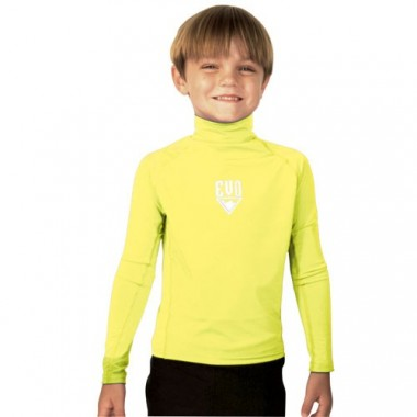 EVO Kid's Lycra Long Sleeve Rash Guard