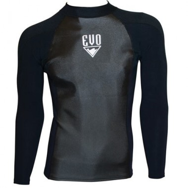 EVO 1MM Unisex Zippered Top