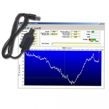 Oceanic USB Port Download Cable V3