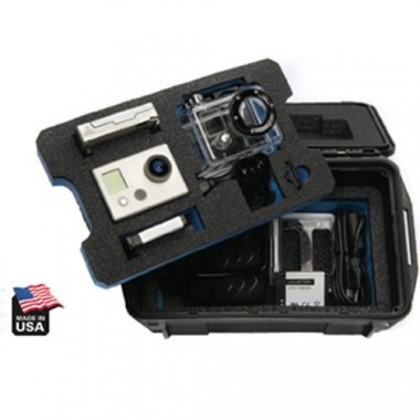 UK Pro POV 30 Premium Black Protective Case - for GoPro Cameras