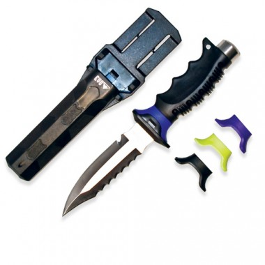 EVO 420 Stainless Point Scuba Dive Knife