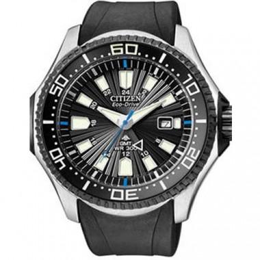 Citizen Promaster Diver Solar Analog Dive Watch - Black
