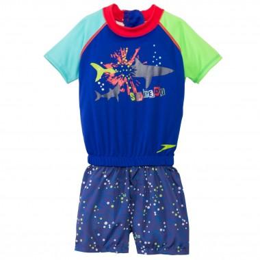 Speedo Begin to Swim +50 UV Polywog Suit
