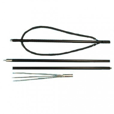 Aluminum Travel Spear 3 Piece