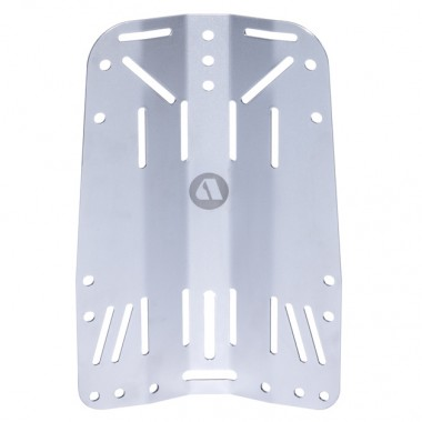 Apeks Backplate - Stainless