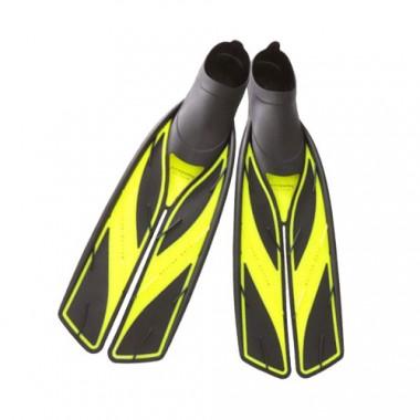ATOMIC FULL FOOT SPLIT FIN yellow