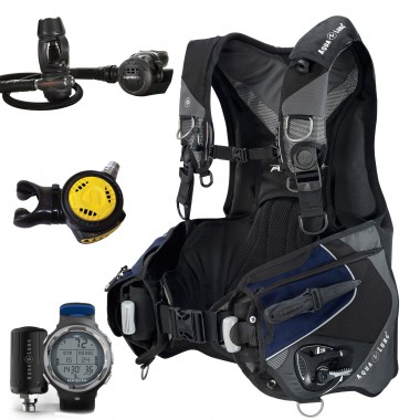 Aqua Lung Axiom i3 Scuba Package