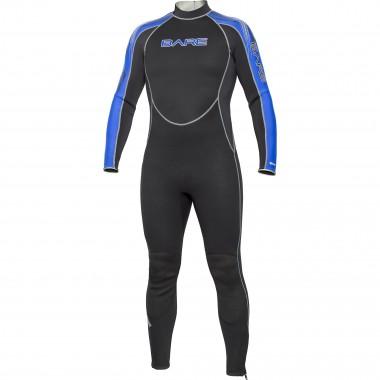 BARE 3mm Velocity Full Men's Wetsuit