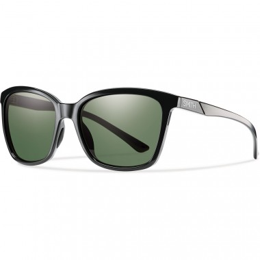 Smith Colette Chromapop Sunglasses with Black Frames and Grey Lenses