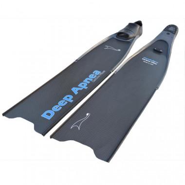 Deep Apnea Quadraxial Carbon Fiber 85 cm Freedive Fin Blades
