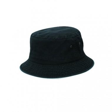 DORFMAN GARMET WASHED BUCKET HAT