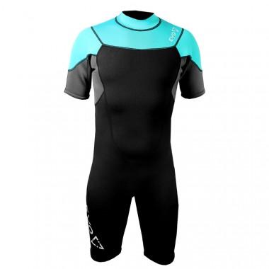 1bd0061496 Sale! EVO Elite 3mm Super-Stretch Shorty Wetsuit (Men s) - Divers Direct