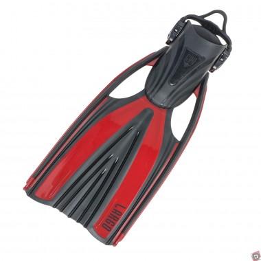 EVO Largo Black & Red Fin (Discontinued Color)