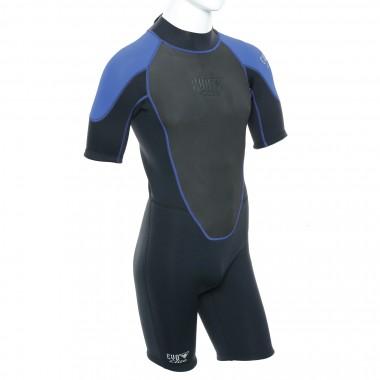 EVO Men's 3mm Elite Shorty Wetsuit