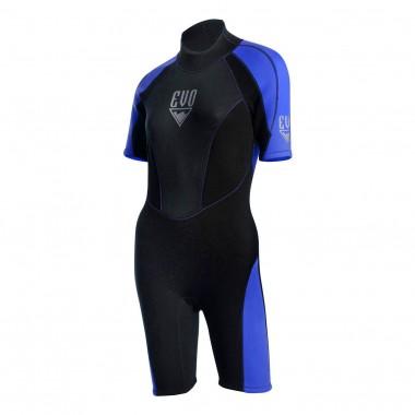 EVO 3mm Women's Shorty Wetsuit