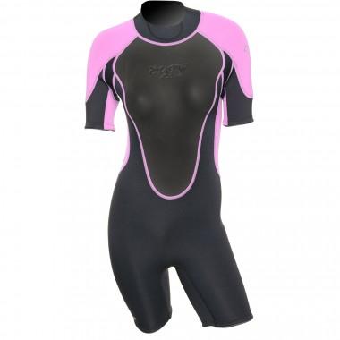 EVO Women's 3mm Elite Shorty Wetsuit