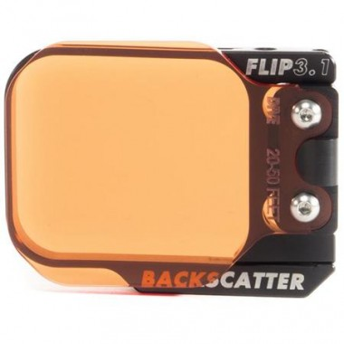 Backscatter Flip Side Color Replacement Filter for GoPro