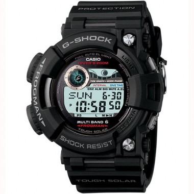 G-SHOCK FROGMAN BLACK