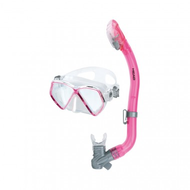 Head Jr Pirate Dry Snorkel and Mask Combo
