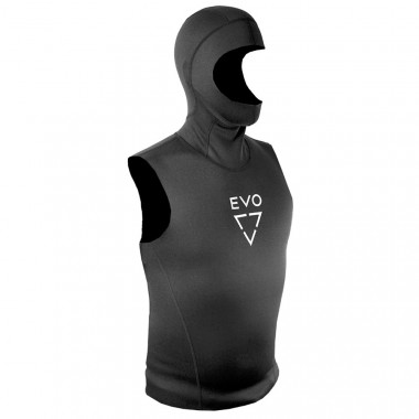 EVO 2mm Hooded Scuba Vest - 2017