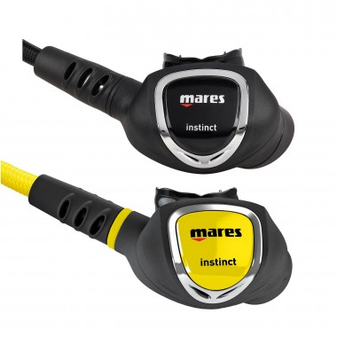 Mares Scuba Regulator Set - Instinct 15X with Octo