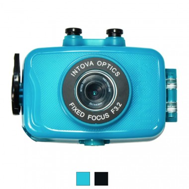 Intova Duo Action Waterproof Camera