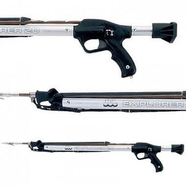 JBL 4D20 Explorer 20 Metal Speargun