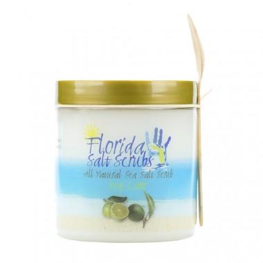 Florida Salt Scrubs Key Lime 24.2 oz Jar