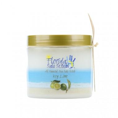 Florida Salt Scrubs Key Lime 12.1 oz Jar