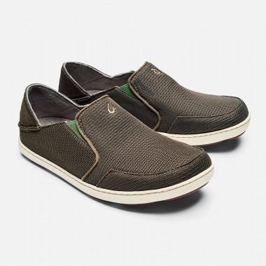 OluKai Nohea Mesh Shoes (Men's) Mustang