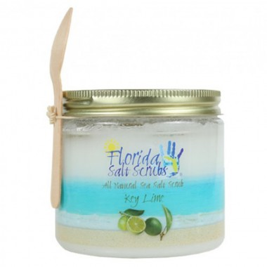 Florida Salt Scrubs - Key Lime