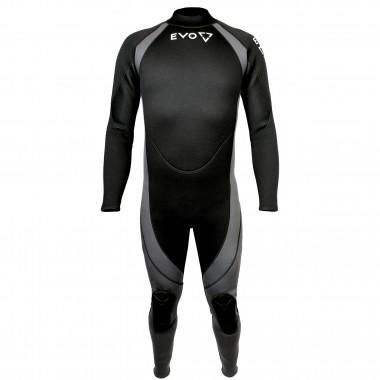 EVO 3mm Men's Full Scuba Wetsuit - 2017