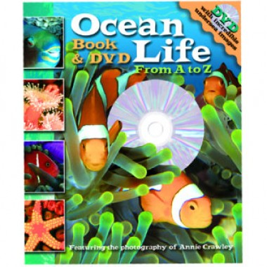 Ocean Life Book & DVD