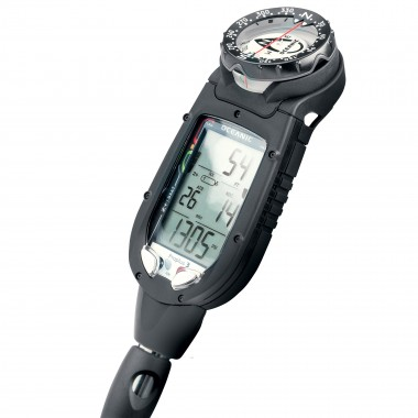 OCEANIC PRO PLUS 3 DELUXE, WITH QD, COMPASS AND USB CABLE