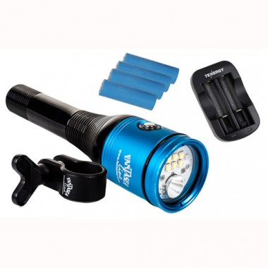 Fantasea Radiant Pro 2500 Underwater Video Light