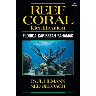 HUMANN REEF CORAL BOOK